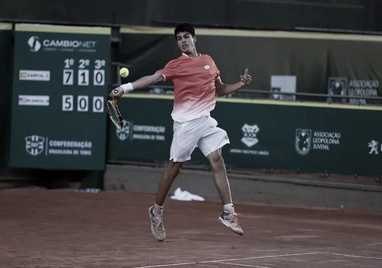 Carlos Alcaraz Garfia, la promesa del tenis mundial