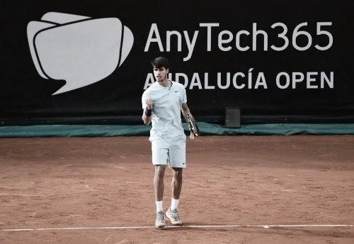 Alcaraz desbanca Ruud e completa festa espanhola no ATP 250 de Marbella