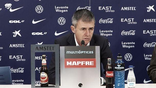 """Lucas Alcaraz: """"Cuando se gane un partido las cosas se van a ver de otra forma"""""""