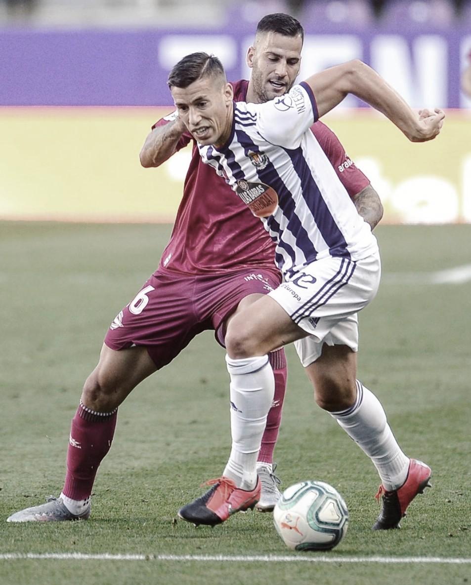 Real Valladolid 1-0 Alavés: tres puntos de oro que dan la permanencia al Pucela