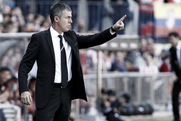 """Alcaraz: """"No debemos flaquear en ningún momento en Anoeta"""""""