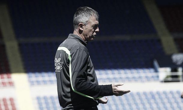 """Alcaraz: """"Lo vamos a tener todo en contra"""""""