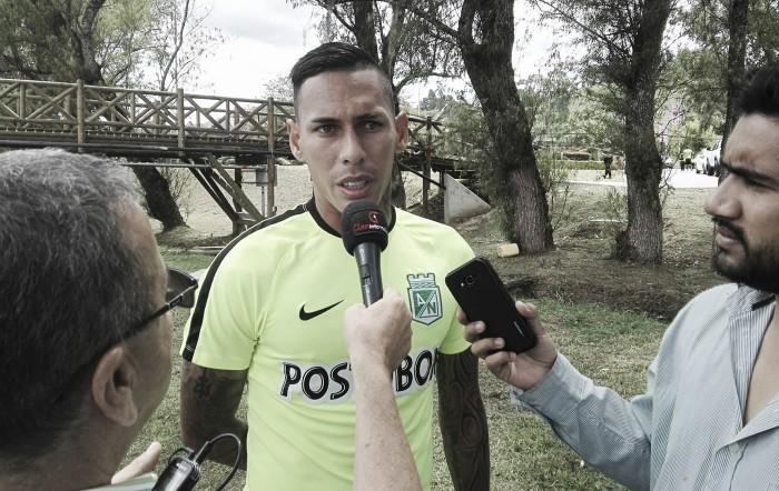 """Gilberto García: """"Sao Paulo tiene grandes nombres, pero nosotros tenemos con qué pelearlo"""""""