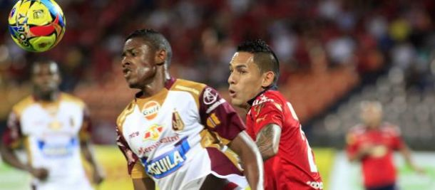Contundente victoria de Tolima frente a Medellín en Copa