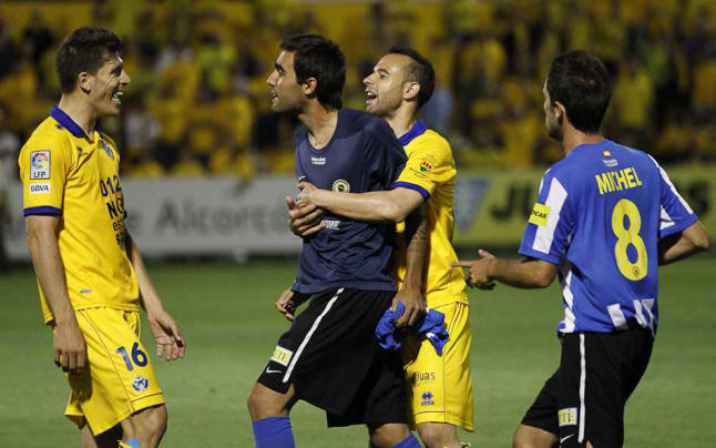 Hércules CF 2011/2012: un año irregular con final agridulce