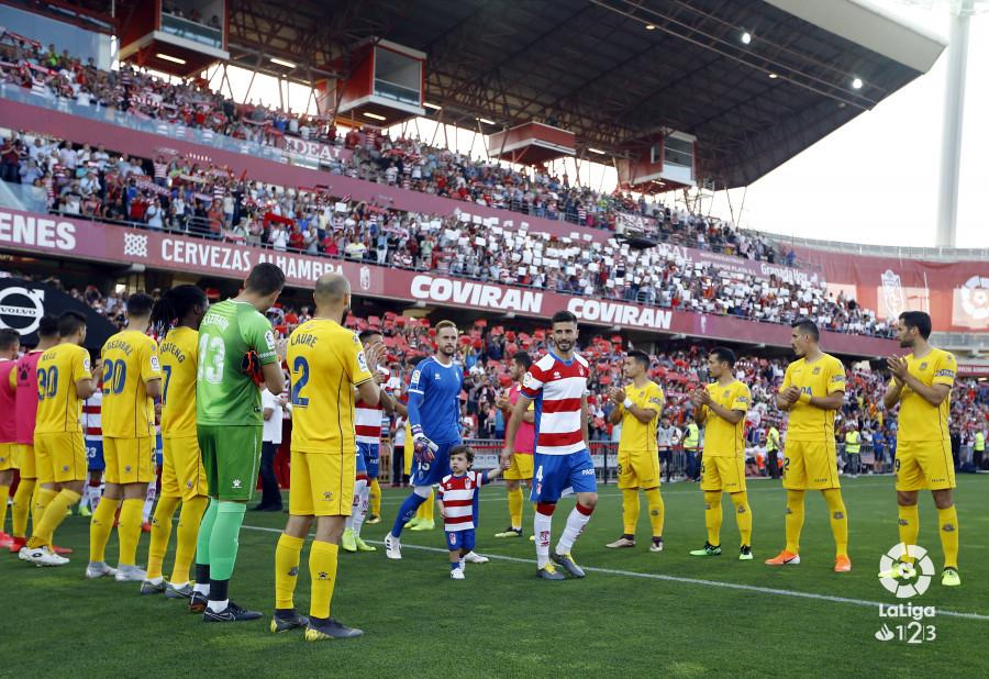 Granada CF - AD Alcorcón: puntuaciones del Granada, jornada 42 de la Liga 1 2 3