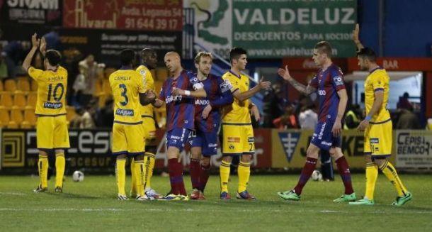 El Eibar nunca ha ganado a la AD Alcorcón