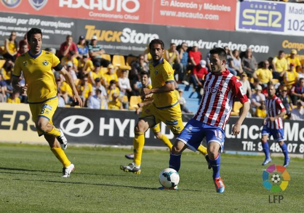 Alcorcón - Sporting de Gijón: último tren hacia el play-off