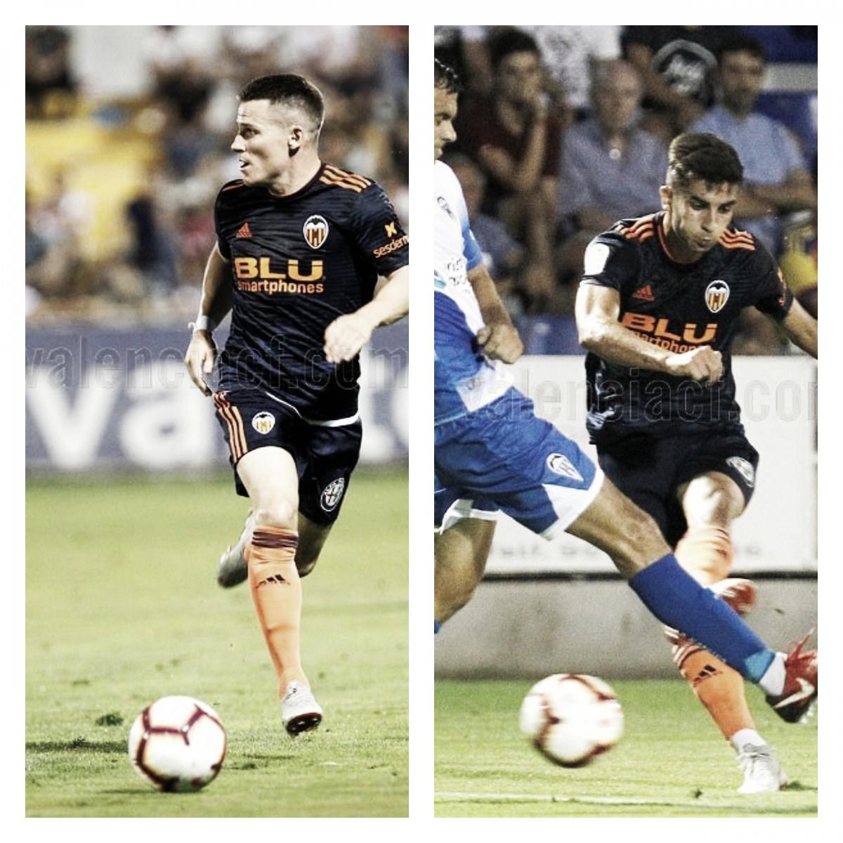 Un Valencia efectivo vence en Alcoy (0-3)