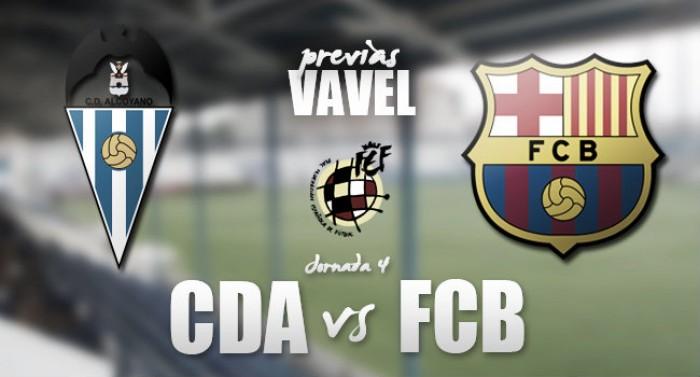 CD Alcoyano - FC Barcelona B: un líder sin su líder en El Collao