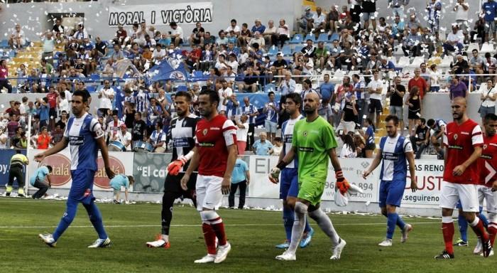 Alcoyano - Hércules: El Collao debutará en un derbi especial