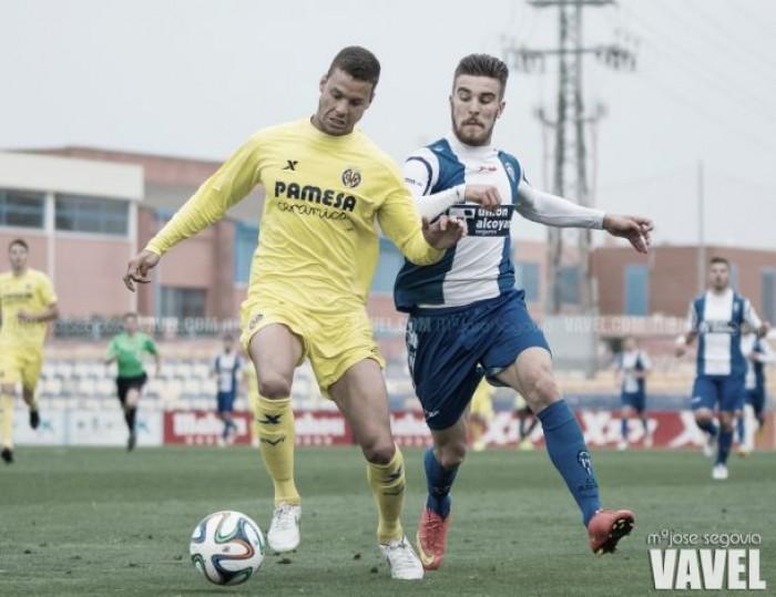 "CD Alcoyano - Villarreal ""B"": a por la tercera victoria a domicilio"