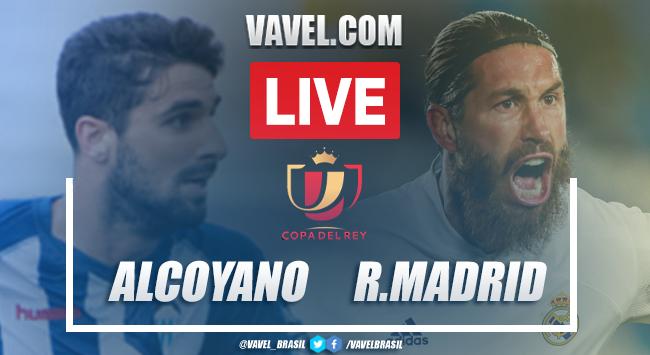 Gols e melhores momentos para Alcoyano 2x1 Real Madrid pela Copa do Rei