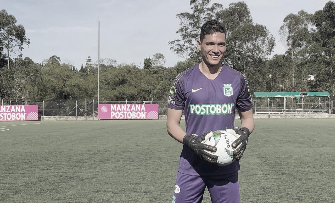 Aldaír Quintana renovó contrato por tres años con Atlético Nacional