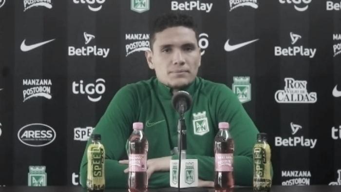 "Aldair Quintana: ""El que tenga que jugar lo va a hacer de la mejor manera"""