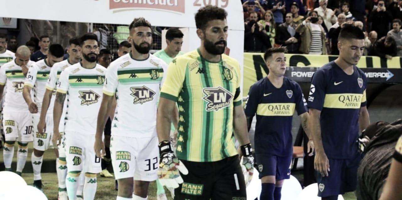 Previa Aldosivi - Boca Juniors: recambio para visitar al Tiburón