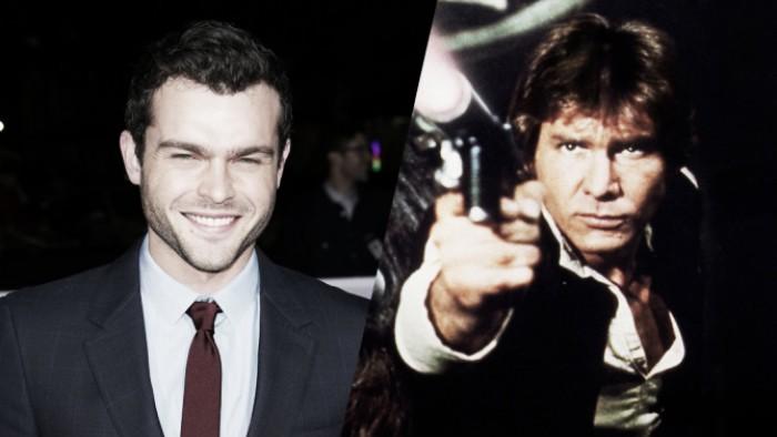 Alden Ehrenreich será o jovem Han Solo em Spin-Off de Star Wars