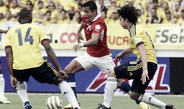 Posible candidatura de Colombia y Chile para el Mundial de 2030