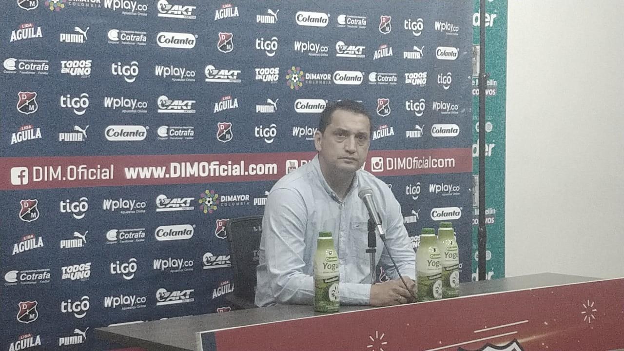 """Aldo Bobadilla: """"Lo que se hizo no fue fácil, vienen dos finales definitivas"""""""