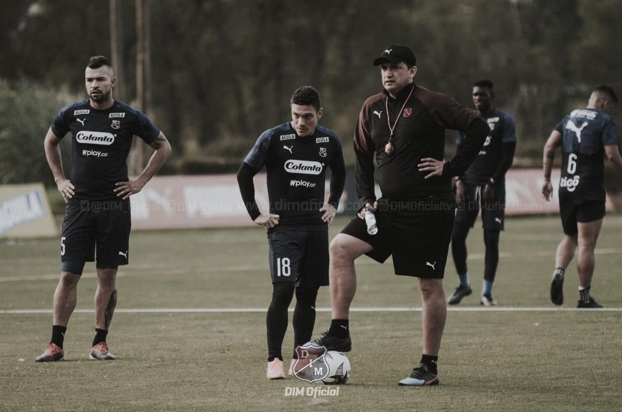 """Aldo Bobadilla: """"Tenemos una mezcla de gente joven y de experiencia que lleva al equipo con ellos"""""""