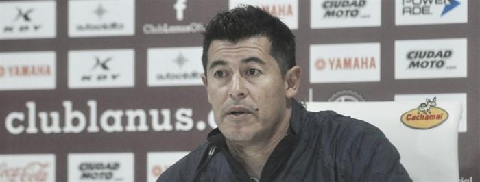 """Jorge Almirón: """"Tenemos que asegurarnos el primer puesto"""""""