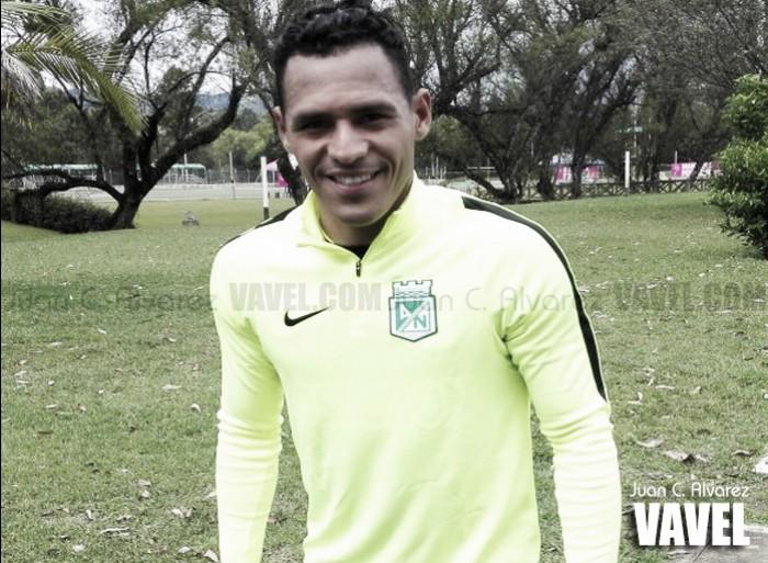 """Aldo Leao Ramírez: """"En el fútbol mientras hayan opciones uno tiene que pelearla hasta el final"""""""