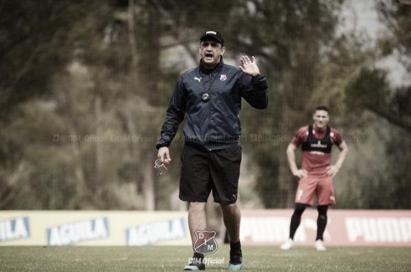 """Aldo Bobadilla: """"Creo que jugamos un partido inteligente"""""""