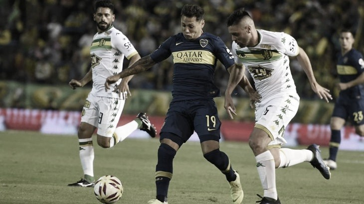 Boca - Aldosivi: el historial