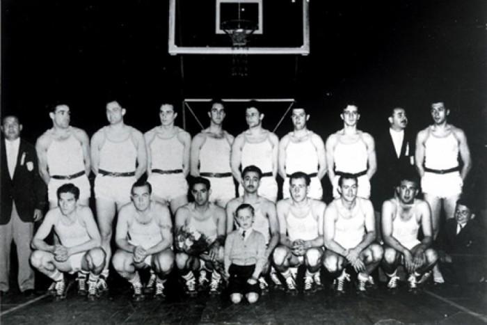 1940-1950: la primera generación dorada