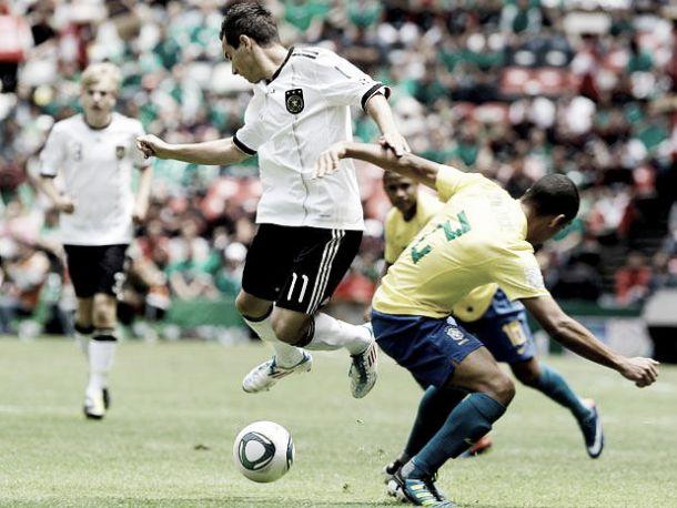 Quase três anos após o fim do Mundial sub-17 2011, como estão os jogadores de Brasil e Alemanha?