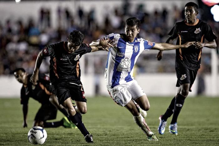 Tuzos y Santos avanzan a cuartos de Final en Copa MX