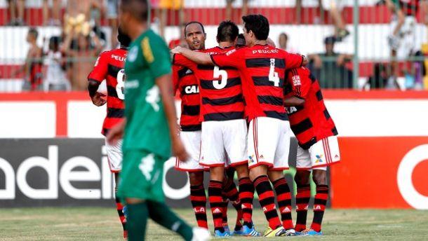 Alecsandro faz três e comanda goleada do Flamengo sobre o Boavista