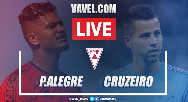 Gols e melhores momentos Pouso Alegre 1x0 Cruzeiro pelo Campeonato Mineiro