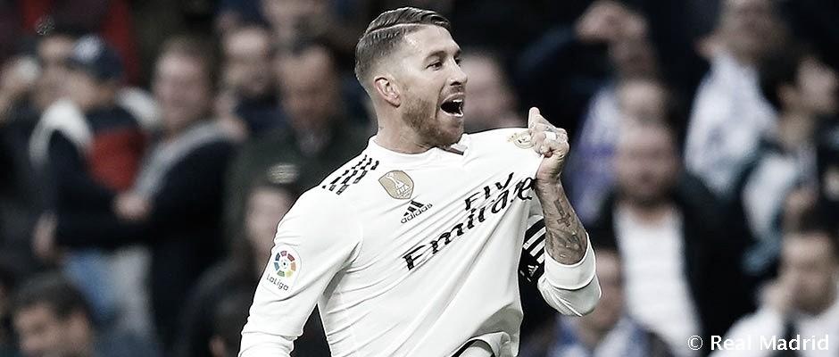 Sergio Ramos confirma não ter acordo para renovação com Real Madrid