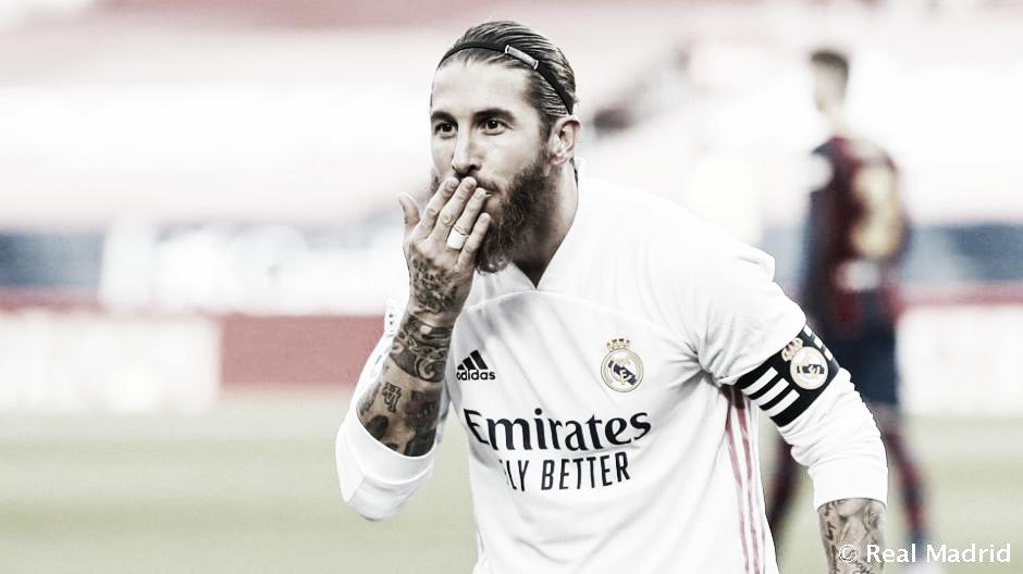 ¿Último cumpleaños de Ramos en el Real Madrid?