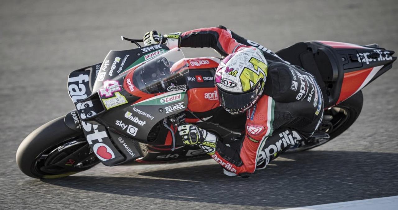 FP1 y FP2 GP de Doha: un sorprendente Aleix Espargaró
