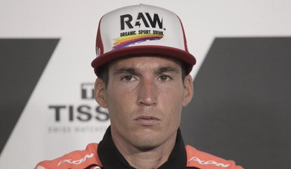 """Aleix Espargaró: """"Estamos en buena línea para luchar por el podio"""""""