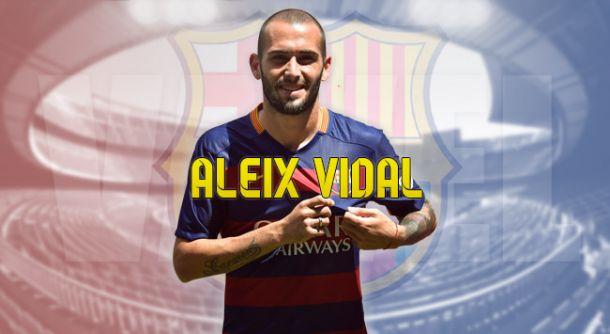 FC Barcelona 2015/16: Aleix Vidal