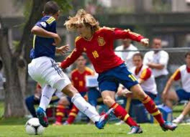 Aleíx García y Simón Moreno, convocados por la selección española sub-18