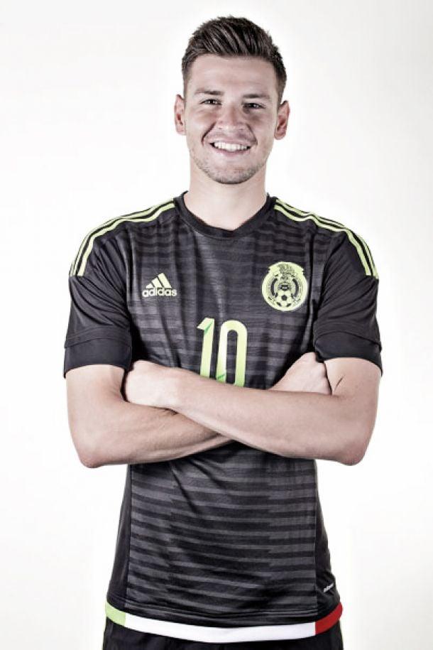 Conoce a Alejandro Díaz, delantero de la Selección Nacional Sub-20
