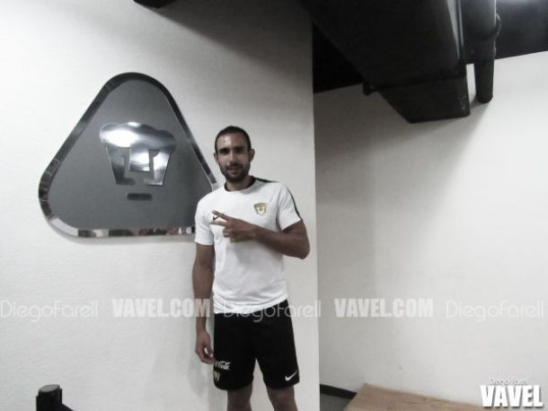 """Alejandro Castro: """"Santos tiene un gran plantel"""""""