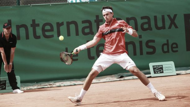 González no pudo avanzar a la final en Blois