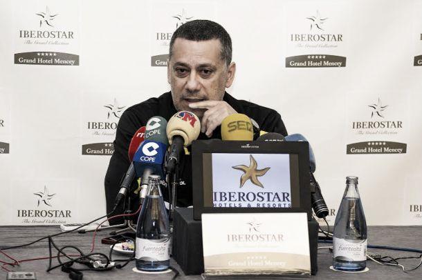"""Alejando Martínez: """"Ésta ha sido nuestra mejor temporada"""""""