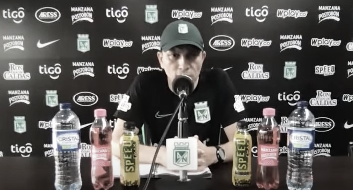 """Alejandro Restrepo: """"Acompañados de nuestra afición es una muy bonita oportunidad para ganar tres puntos"""""""
