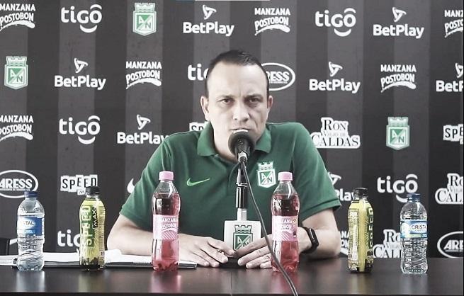 """Alejandro Restrepo: """"Tenemos muy clara la idea de juego"""""""