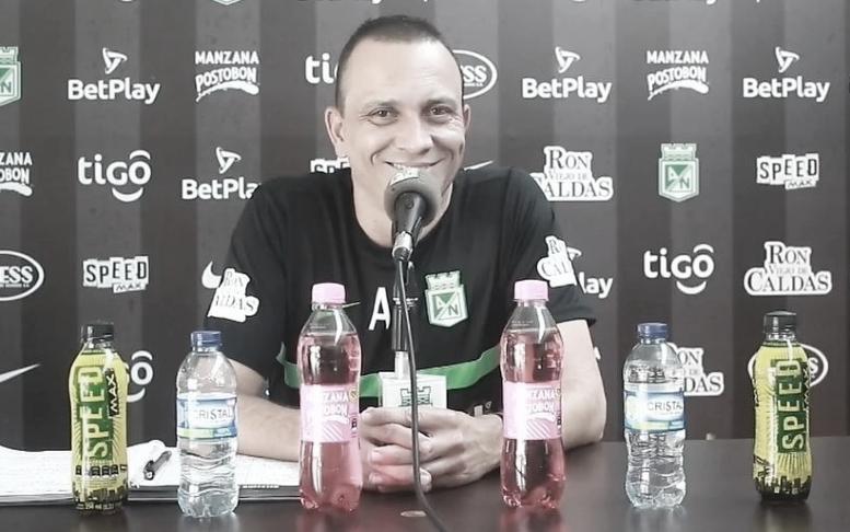 """Alejandro Restrepo: """"Cada rival merece nuestro respeto e ir a enfrentarlo como el partido más importante"""""""