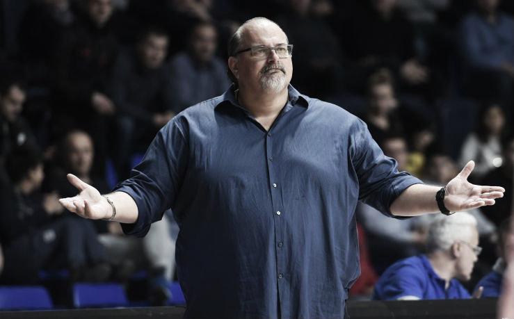 Aleksandar Dzikic, nuevo entrenador del Movistar Estudiantes