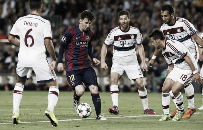 Los precedentes del FC Barcelona contra equipos alemanes