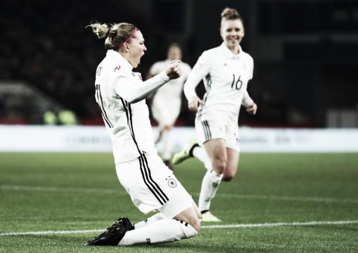 Alemanha vence França na última partida de 2017