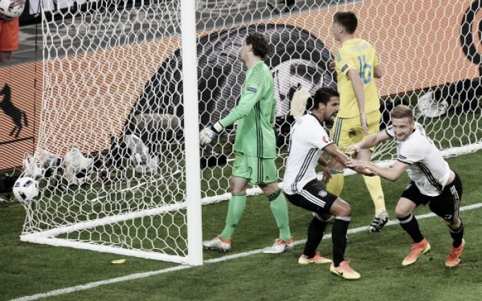Alemanha bate Ucrânia e mantém invencibilidade em estreias da Eurocopa